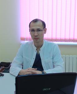 Дюсупов Аманжол Хамзаевич