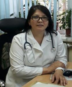Дахиева Гульфайрус Сайфуллаевна