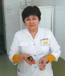 Даулетова Гайни Меркаевна