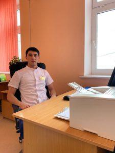 Шадьяров Жасұлан Құспанович